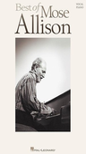 [S-126972] Best of Mose Allison - Piano|Vocal Hal Leonard Piano & Vocal