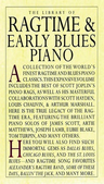[S-MS02905] LIBRARY OF RAGTIME & EARLY BLUES PIANO - Music Sales