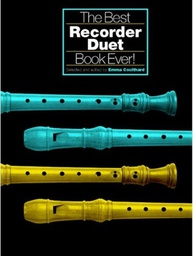 [S-CH61695] THE BEST RECORDER DUET BOOK EVER! - Emma Coulthard - Chester