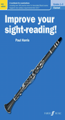 [S-0571539874] Improve Your Sight-Reading! Clarinet 1-3 New Edition - Paul Harris - Faber Music