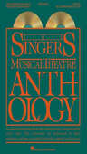 [S-740239] The Singer's Musical Theatre Anthology - Volume 1 - Duets Accompaniment CDs - Various - Vocal Hal Leonard Vocal Duet CD