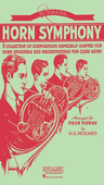 [S-4475325] Horn Symphony - for Horn Quartet or Ensemble - French Horn G.E. Holmes Rubank Publications French Horn Quartet Score/Parts