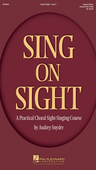 [S-8749444] Sing on Sight - A Practical Sight-Singing Course - Volume 2 - Audrey Snyder Hal Leonard Teacher Edition Softcover