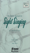 [S-42115013] The Choral Approach to Sight-Singing (Vol. I) - Emily Crocker|Joyce Eilers - Hal Leonard Teacher Edition