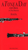 [S-BT10215] A Tune A Day for Oboe Book 1 - Boston Music